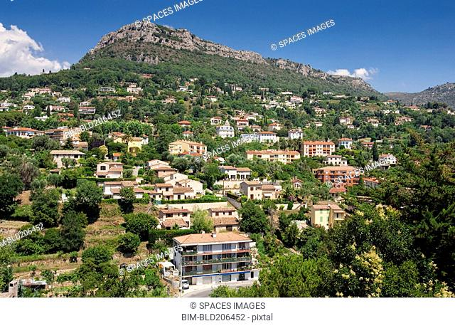 Luxury Hillside Houses and Apartments in Provence
