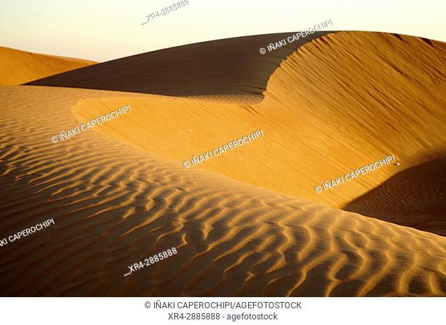 Wahiba Sands, Sultanate of Oman