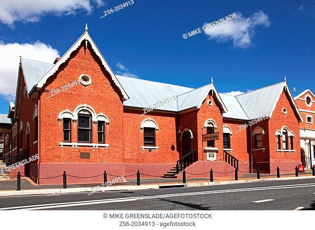 School of Art, Tenterfield, NSW, Australia