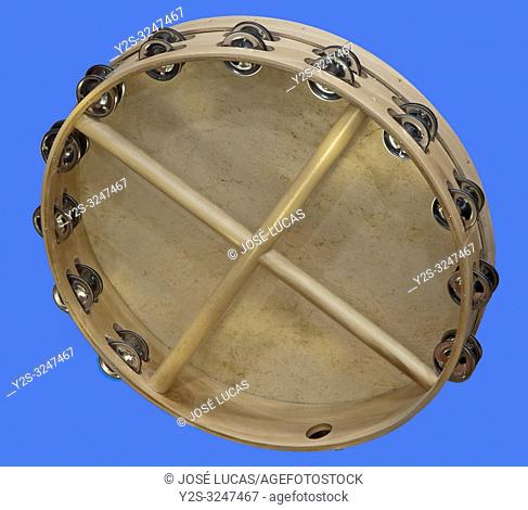 Flemish tambourine. Spain. Europe