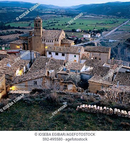 Huesca province. Aragon. Spain