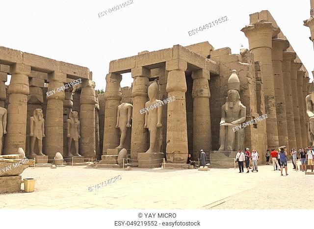 Big pyramids of Egypt. Photos from a trip