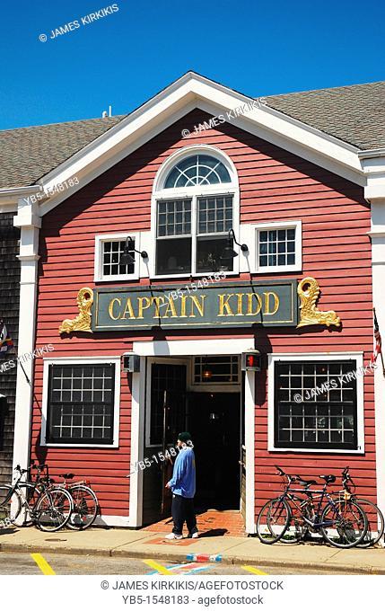 Capt Kidd Restaurant, Cape Cod