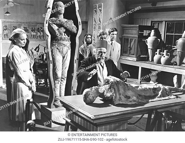 RELEASE DATE: November 15, 1967. MOVIE TITLE: It!. STUDIO: Gold Star Films Ltd. PLOT: After one of their store houses burnt down