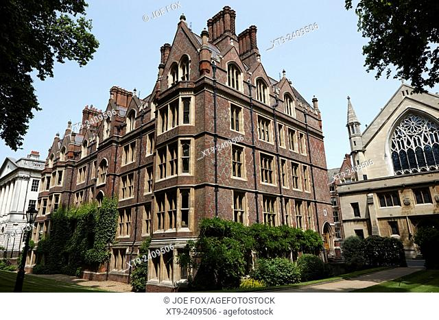 lincolns inn old square hall and chapel London England UK