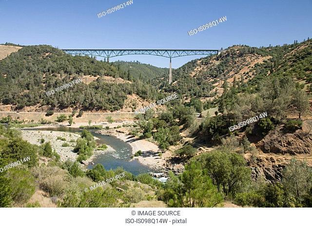 Aubern canyon