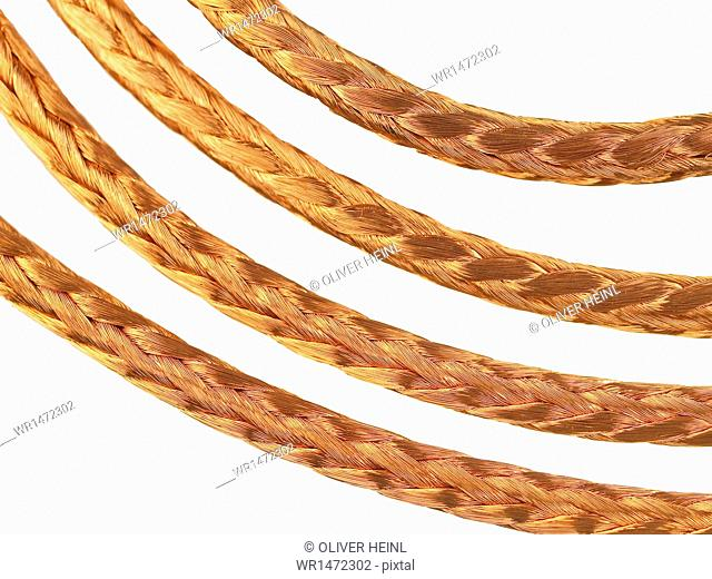 Plant engineering, copper wire