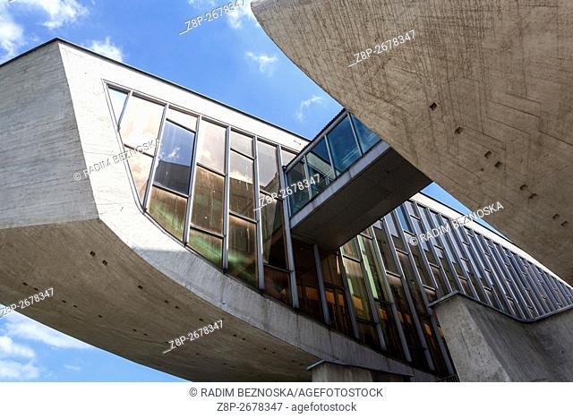 Museum of Slovak National Uprising, Banska Bystrica, Slovakia, Europe