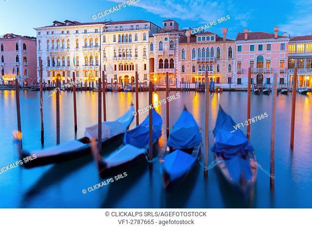 Europe, Italy, Veneto, Venice