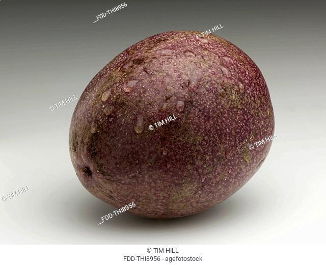 Whole passion fruit