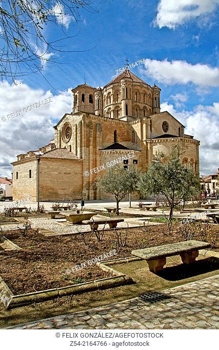 Collegiate church of Santa Maria la Mayor, Toro, Zamora, Castile and Leon, Spain