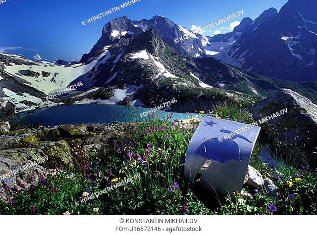 Mountains, Highlands, Landscape, rocks, ridges