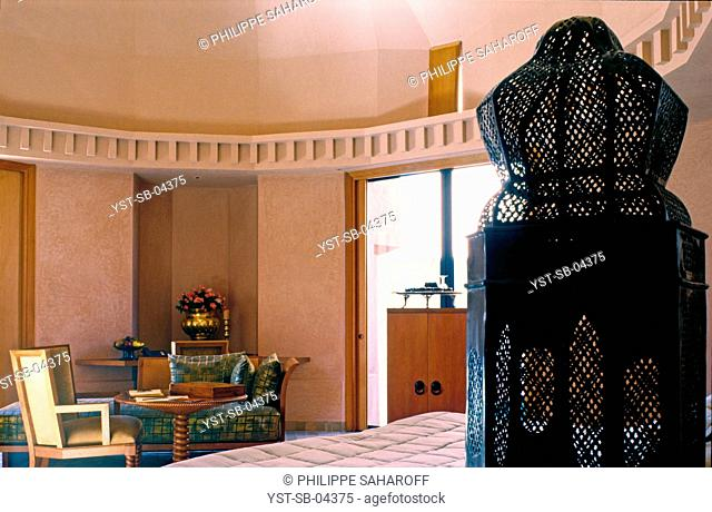 Amanjena, Marrakech, Morocco, Africa