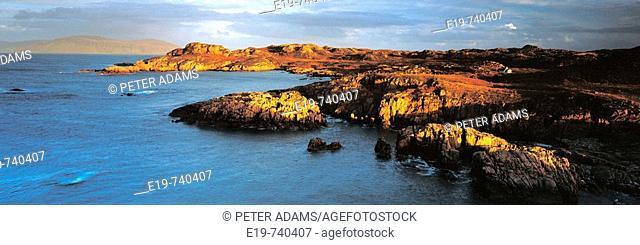 Ross of Mull, Isle of Mull, Scotland, UK