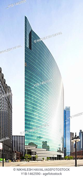 333 West Wacker Drive, Chicago, Illinois