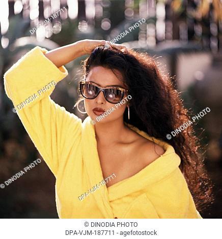 1984, Portrait of Indian film actress Rekha