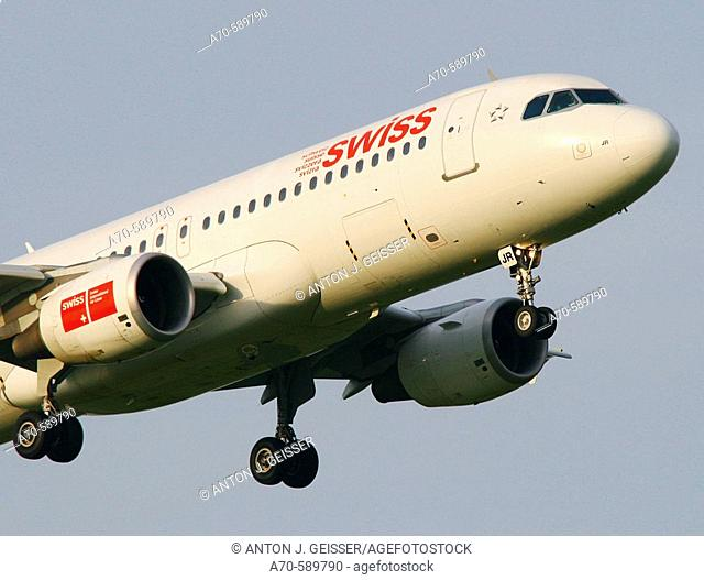 Swiss International Airlines Airbus