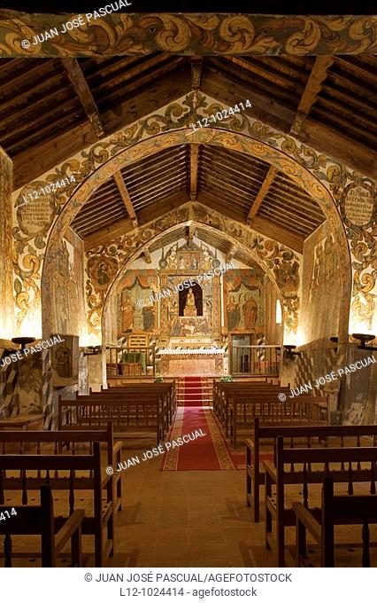 Chapel of Nuestra Señora de Belén, Liétor, Albacete Province, Castilla la Mancha, Spain