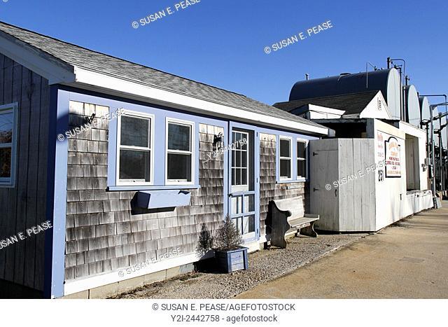 Canal Fuel Company, Sandwich, Massachusetts, USA