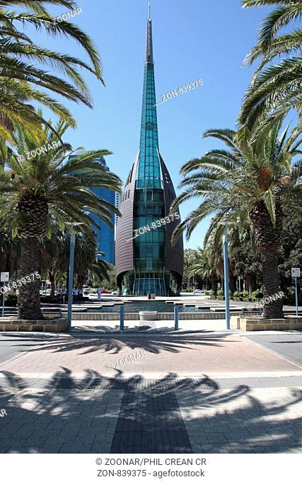 Swan Bells tower Perth
