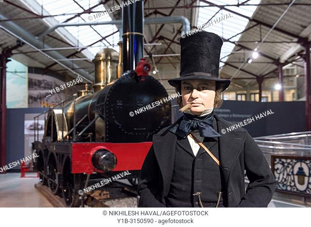 Brunel at STEAM, Great Western Railway Museum, Swindon, UK