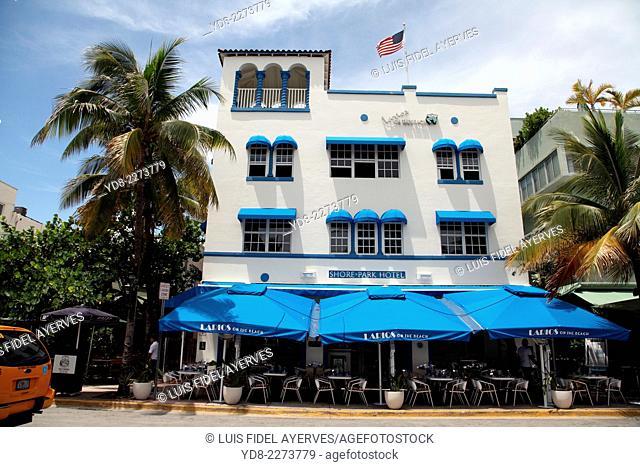 Larios Restaurant in Miami Beach, Florida, USA