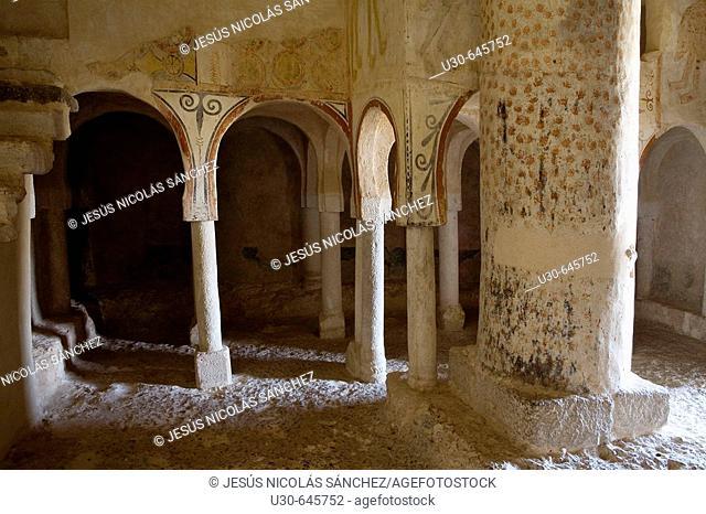 Ermita de San Baudelio de Berlanga. Casillas de Berlanga, Soria, Castilla y León. Spain