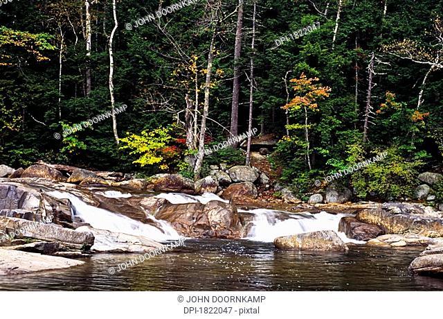 Swift River, New Hampshire, USA