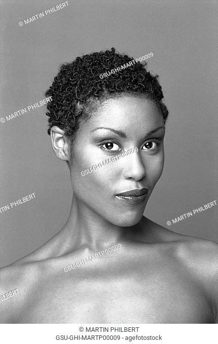 woman, african american