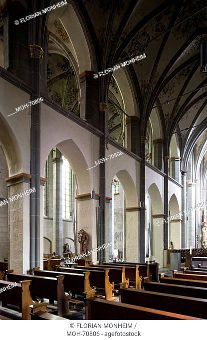 Kornelimünster, ehemalige Abteikirche