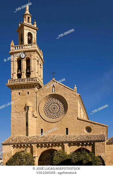Church of San Lorenzo - 13th century, Cordoba, Region of Andalusia, Spain, Europe