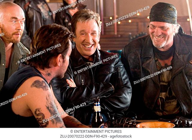 RELEASE DATE: March 2, 2007. MOVIE TITLE: Wild Hogs. STUDIO: Touchstone Pictures. PLOT: A group of suburban biker wannabes look for adventure hit the open road...