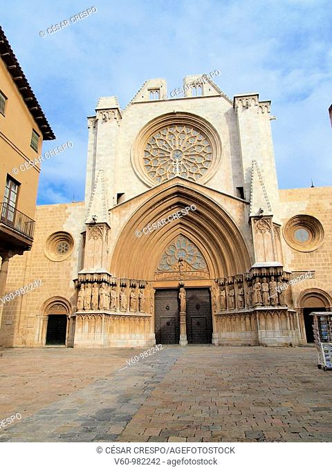 -Cathedral of Tarraco- Tarragona(Spain)