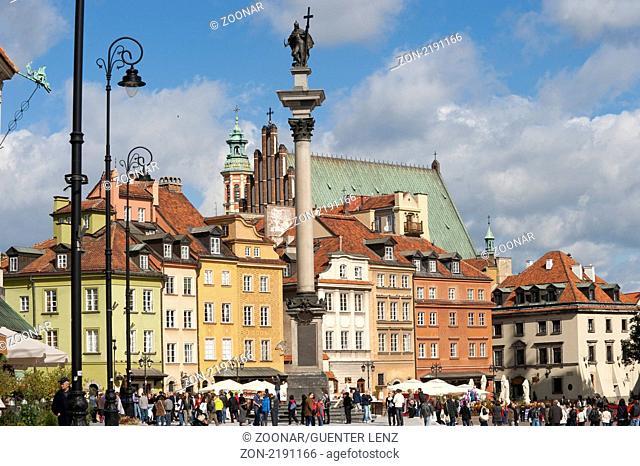 Kings Square, Warsaw