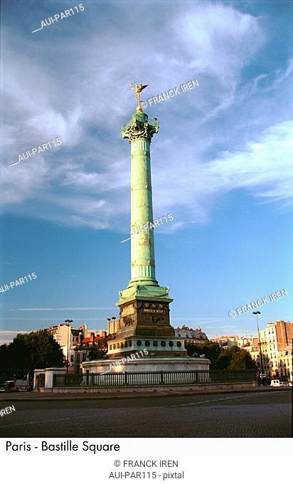 Paris - Bastille Square