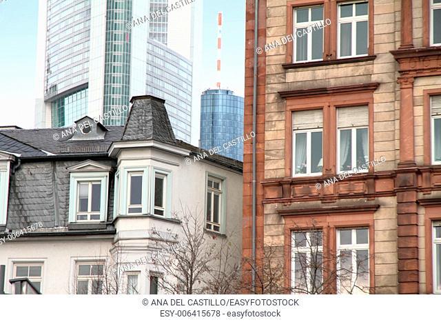 Architecture in Frankfurt am Main, Germany
