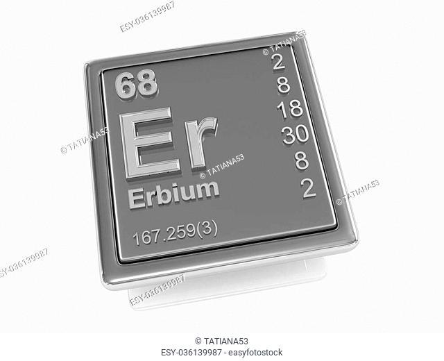 Erbium Stock Photos And Images Age Fotostock