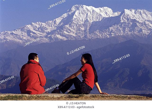 Pokhara, Annapurna Range , Nepal
