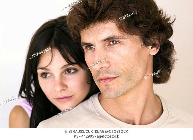 20-35 year old Caucasian couple