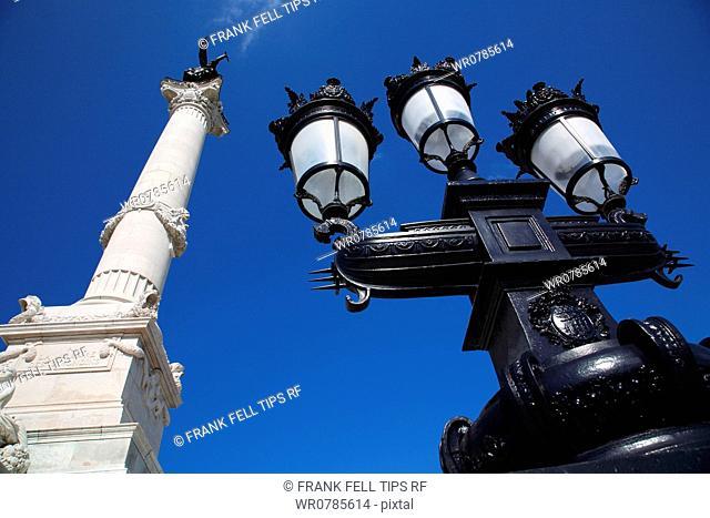 France, Aquitaine, Gironde, Bordeaux, Place de Tourny, monument