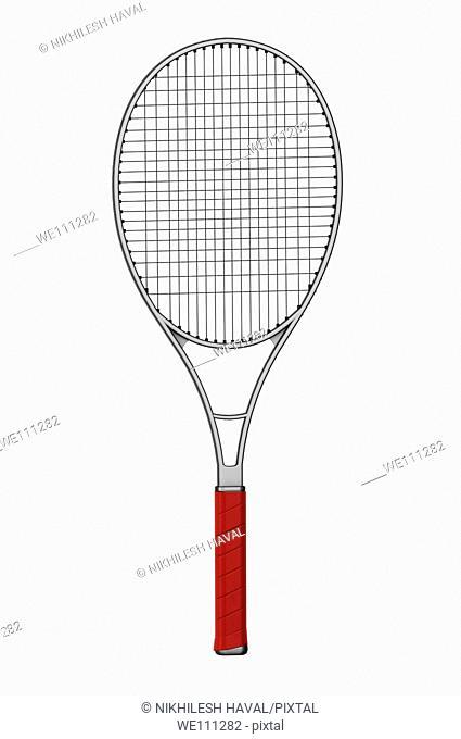 Tennis racquet racket