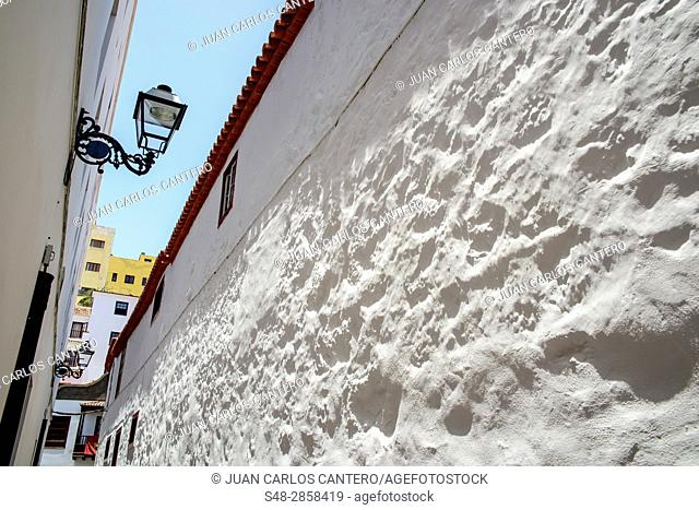 Santa Cruz de La Palma. Canary Islands. Spain. Europe