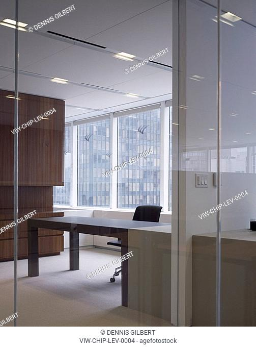 LEVER HOUSE, NEW YORK, UNITED STATES, Architect DAVID CHIPPERFIELD ARCHITECTS INTERIOR/ SKIDMORE OWINGS AND MERRILL, 2000