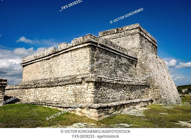 Mayan ruins of Tulum, Mexico
