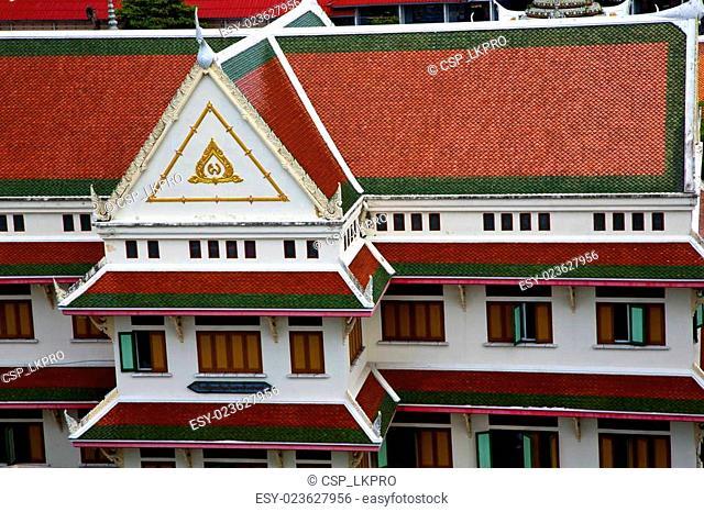 asia thailand in bangkok   and  religion