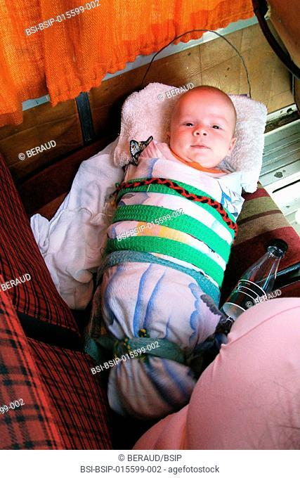 Albanian baby