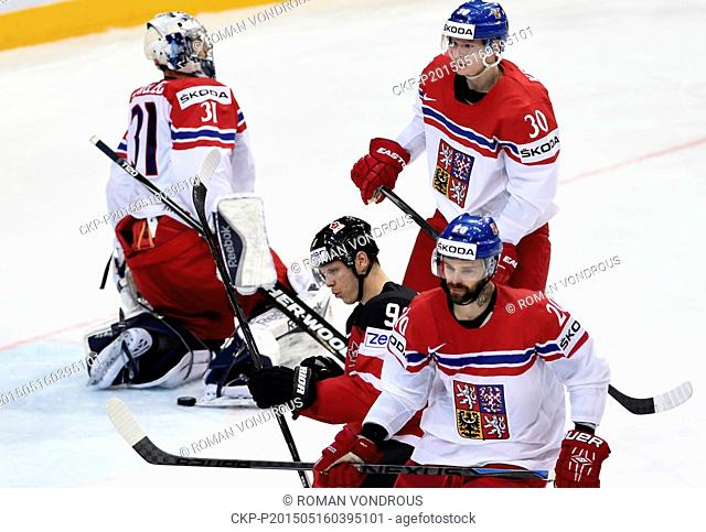 LAUKO Jakub (SD) - Pirati Chomutov, Stock Photo, Picture And