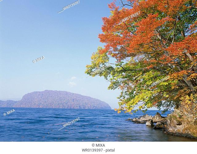 Lake Towada, Towada, Aomori, Japan