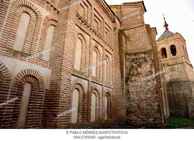 Church of San Miguel, Olmedo, Valladolid, Spain