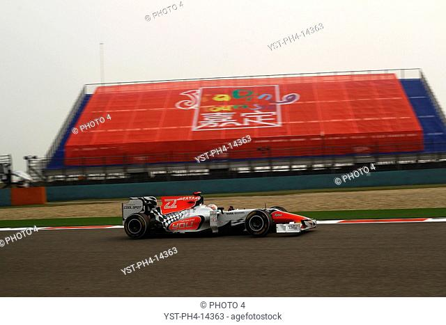 Narain Karthikeyan IND, Chinese Grand Prix, Shangai, China
